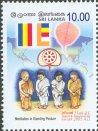 Vesak 2005 - Ceylon & Sri Lanka - Mint Stamps