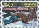 Tsunami 2004 - Ceylon & Sri Lanka - Mint Stamps
