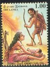 Vesak Festival - Ceylon & Sri Lanka - Mint Stamps